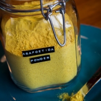 Fructose Malabsorption Products: Asafoetida--A Substitue For Onion and Garlic