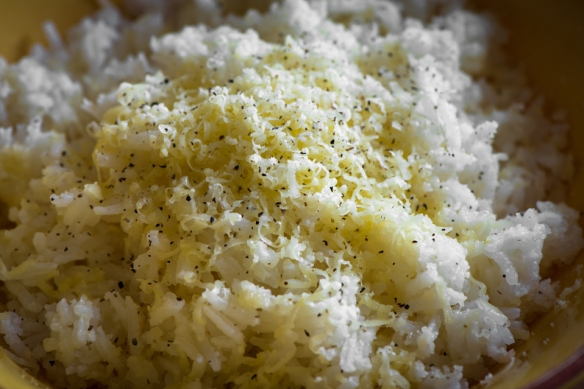 Easy Cheesy Rice2__No Sugarless Gum