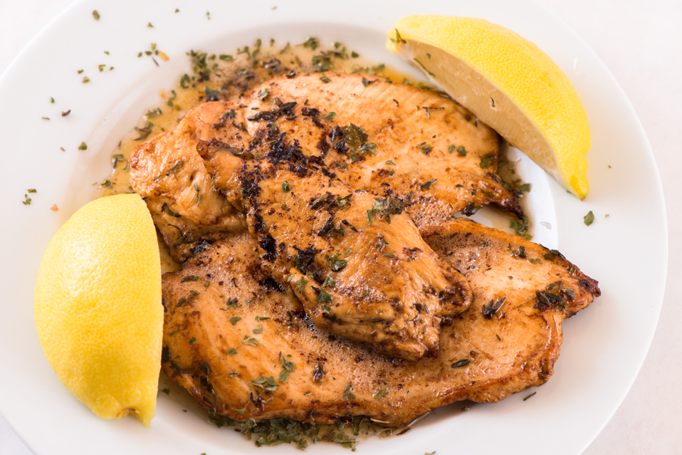 Fructose Malabsorption Recipes: Lemon Herb Chicken |