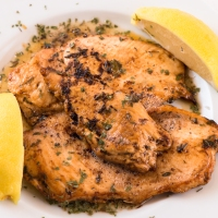 Fructose Malabsorption Recipes: Lemon Herb Chicken