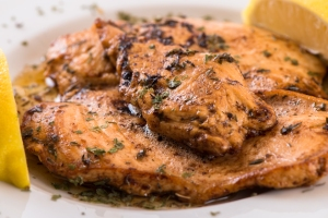 Lemon Herb Chicken3__No Sugarless Gum