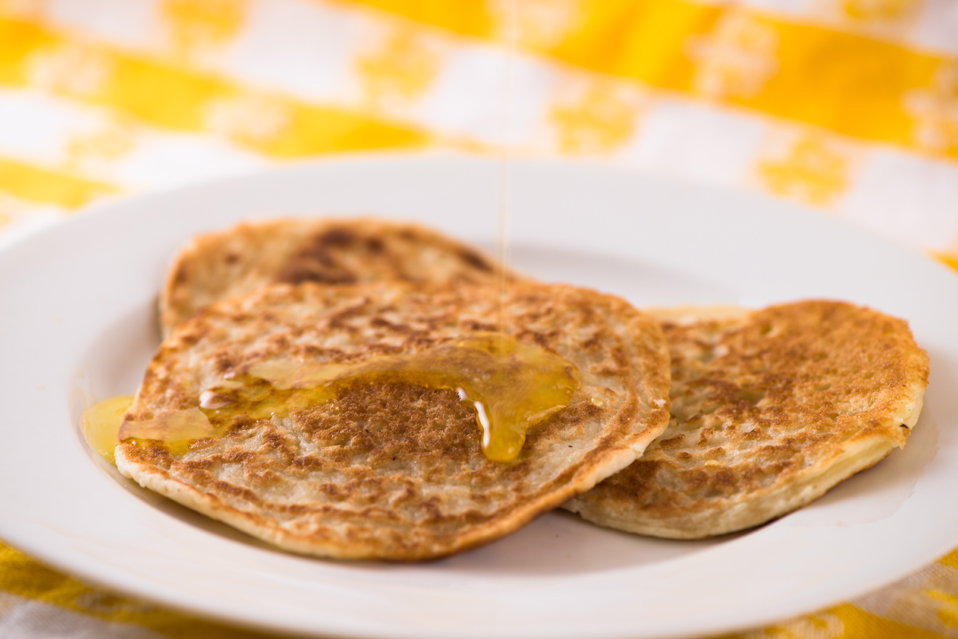 Fructose Malabsorption Recipes: Classic Pancakes |