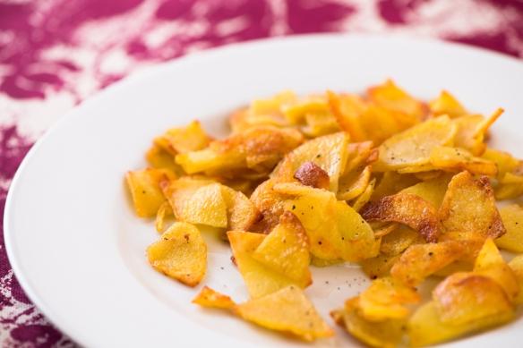 Fried Potato Thins__No Sugarless Gum