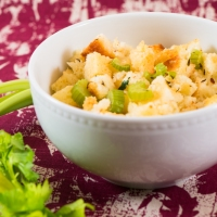 Fructose Malabsorption Recipes: Basic Thanksgiving Stuffing