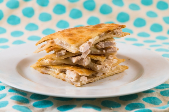 Chicken Quesadilla__No Sugarless Gum