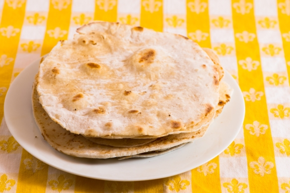 Homemade Tortillas__No Sugarless Gum