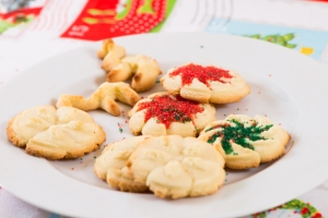 Spritz Cookies3__No Sugarless Gum