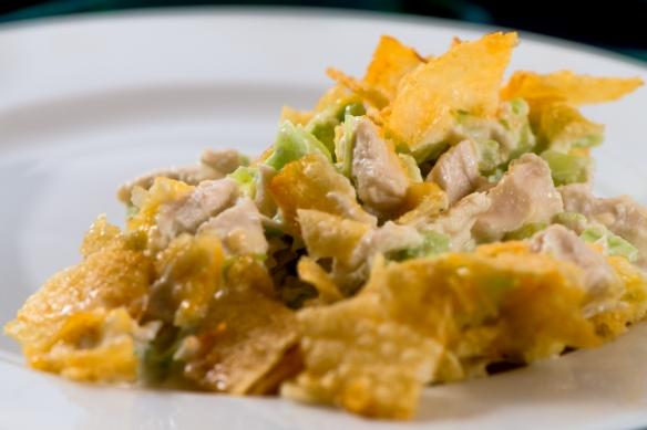 Hot Chicken Salad3__No Sugarless Gum