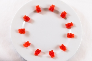 Homemade Gummy Bears4__No Sugarless Gum