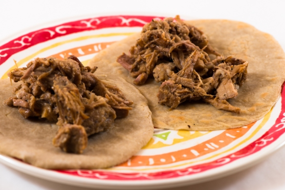 Pulled Pork and Quinoa Tortillas__No Sugarless Gum