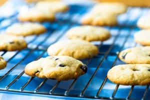 Grain-Free Chocolate Chip Cookies__No Sugarless Gum