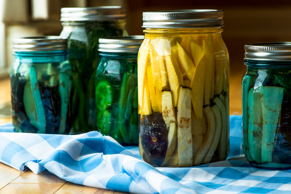 Fructose Malabsorption Recipes: Lacto-Fermented Vegetables |