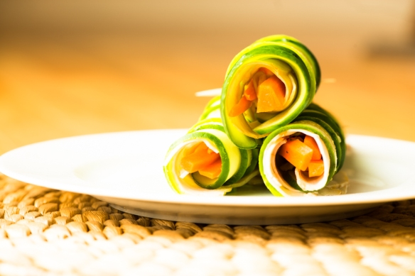 Cucumber Roll Ups__No Sugarless Gum