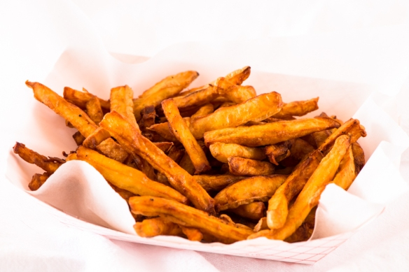 Perfect French Fries__No Sugarless Gum