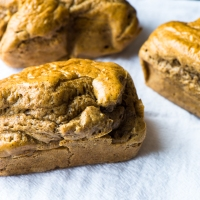 Fructose Malabsorption Recipes: Easy Nut-Butter Bread