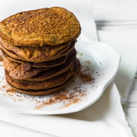 Fructose Malabsorption Recipes: No-Flour Pumpkin Pancakes